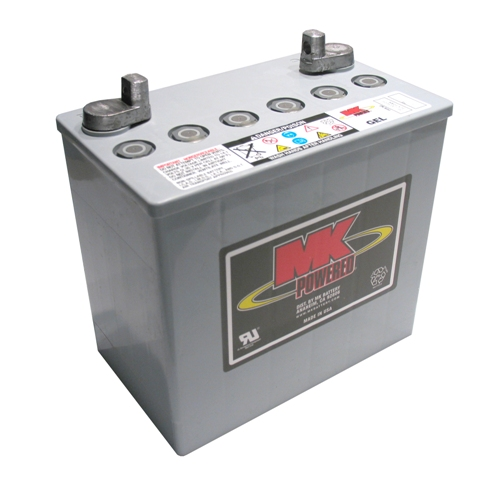 MK 12V 50ah Gel Mobility Battery
