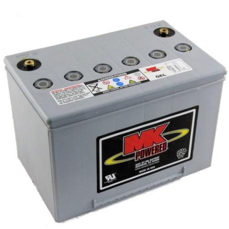 MK 12V 60ah Gel Mobility Battery