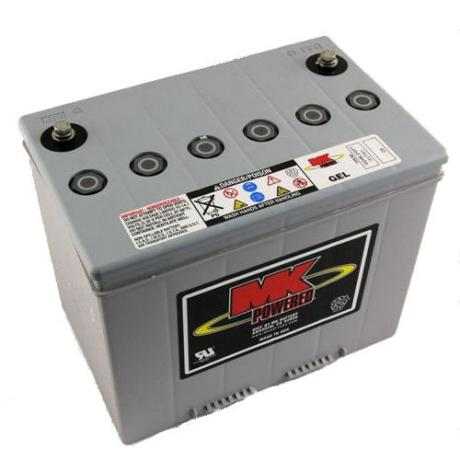 MK 12V 73ah Gel Mobility Battery