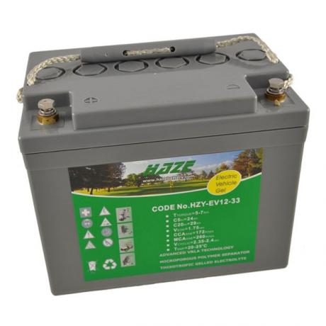 Haze 12V 36ah Gel Battery