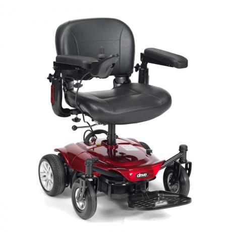 Drive Cobolt Powerchair in Red