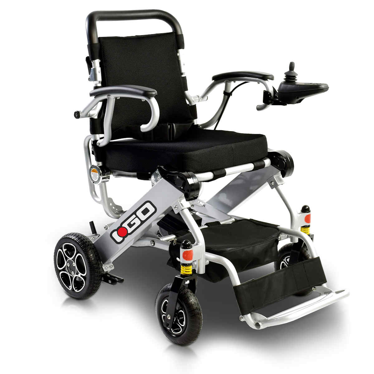 Pride Mobility i-Go Folding Powerchair