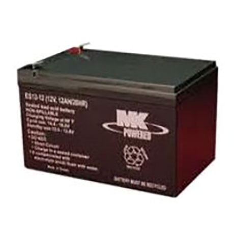 MK 12V 10ah AGM Mobility Scooter Battery