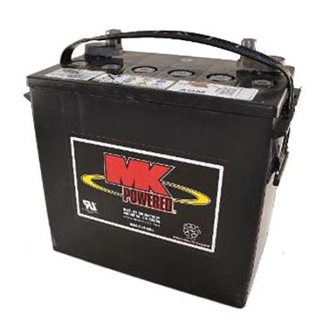 MK 12V 55ah AGM Mobility Battery