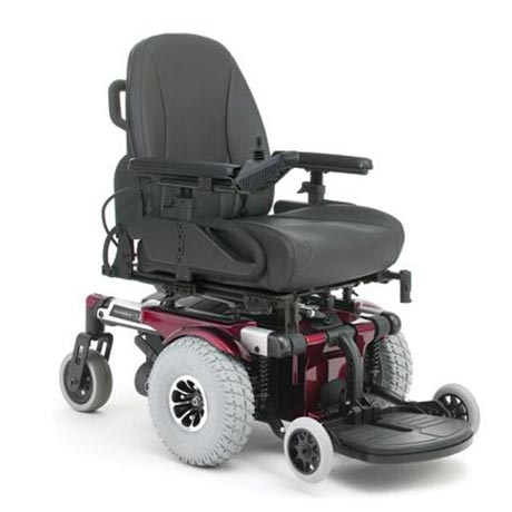 ... Sized Wheelchairs Pride Quantum 1107